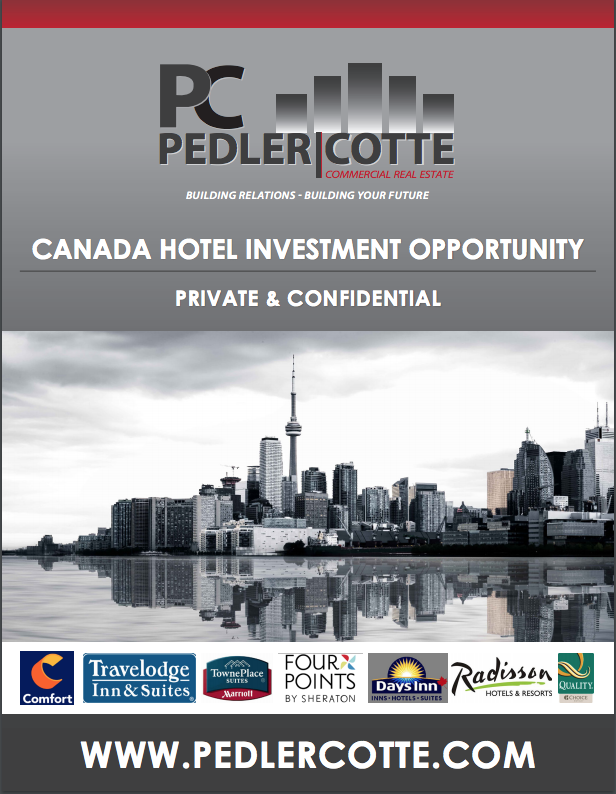 Pedler Commercial Realty | Hotel and Hospitality